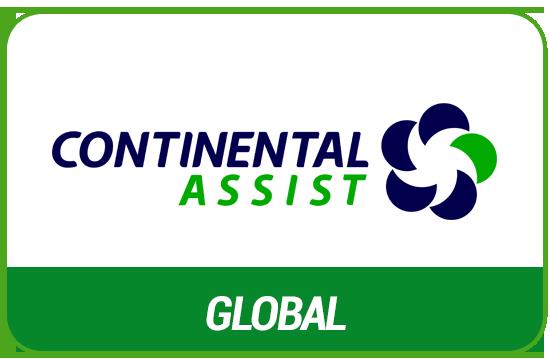 Tarjeta De Asistencia Continental Global Larga Estadía - Continental global